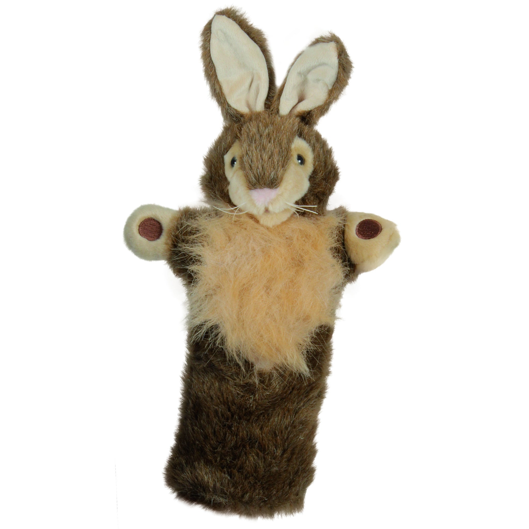 Wild Rabbit Long-Sleeved Glove Puppet