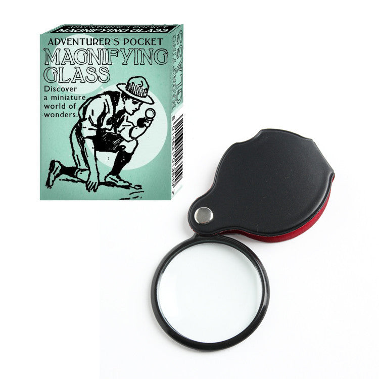 Pocket Magnifying Glass