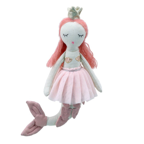 Mermaid by Wilberry Dolls (Pink Hair)