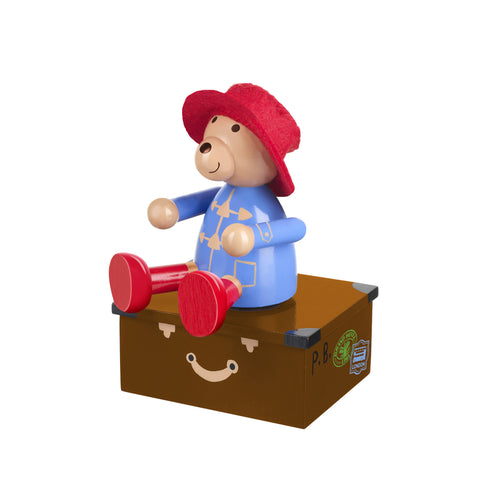 Paddington Bear Music Box