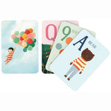 Dream World Go Fish - Card Game, certain cards displayed