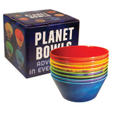 Planet Bowls stacked with box