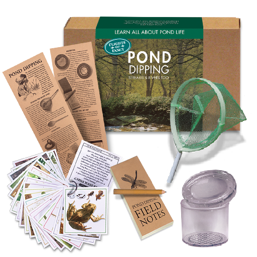 Pond Dipping Kit (Streams and Rivers too)