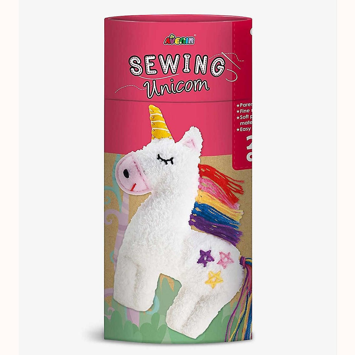DIY Sewing Unicorn, packaged