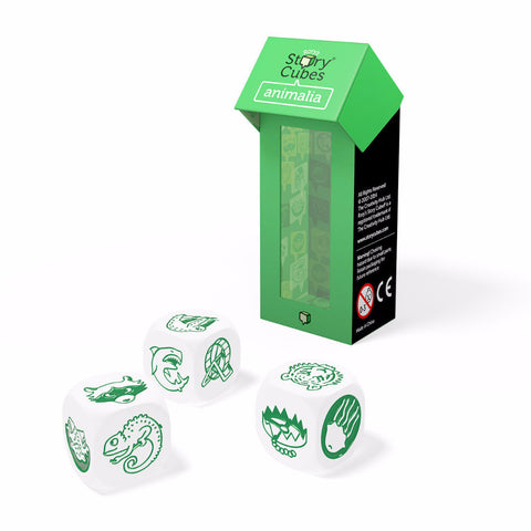 Rory's Story Cubes Mix: Animalia