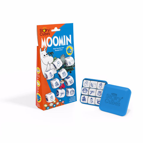 Rory's Story Cubes: Moomins edition