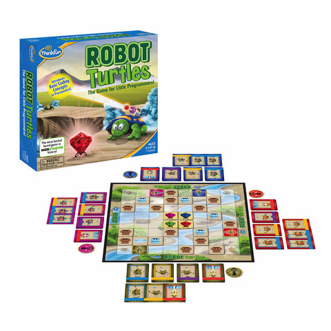 Robot Turtles Game