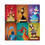 Sleeping Queens - Card Game, selection of cards displayed
