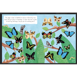Let's Explore: Jungle - Lonely Planet Kids, butterfly page