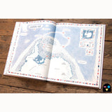 Shackleton's Journey (Story Picture Book), map