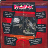 Brain Box - Shakespeare, side of box