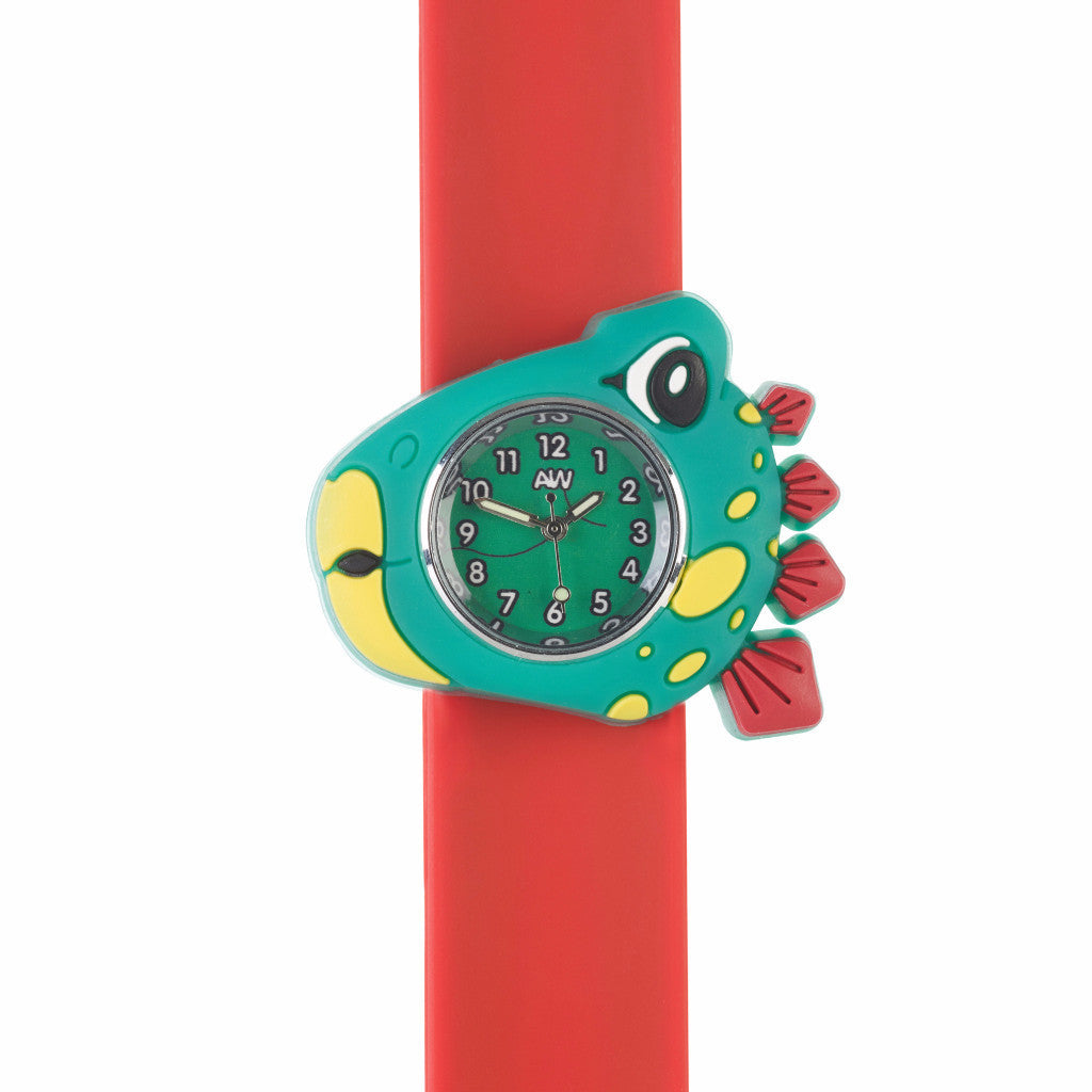 Dinosnap Stegosaurus Watch