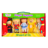 Wizard of Oz finger puppets boxed