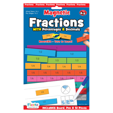 Magnetic Fractions Front Cover