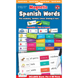 Magnetic Spanish Words, front cover