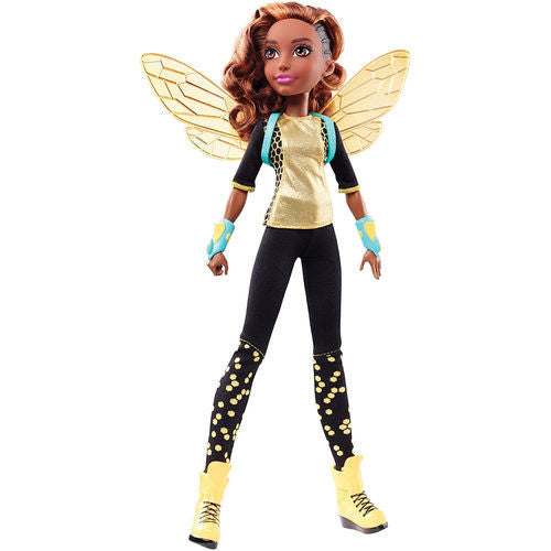 Bumblebee - DC Superhero Girls, unboxed