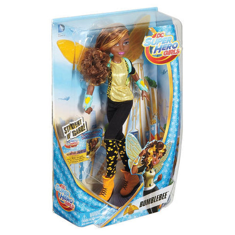 Bumblebee Action Figure - DC Superhero Girls