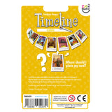 Timeline - Classic, back of packaging