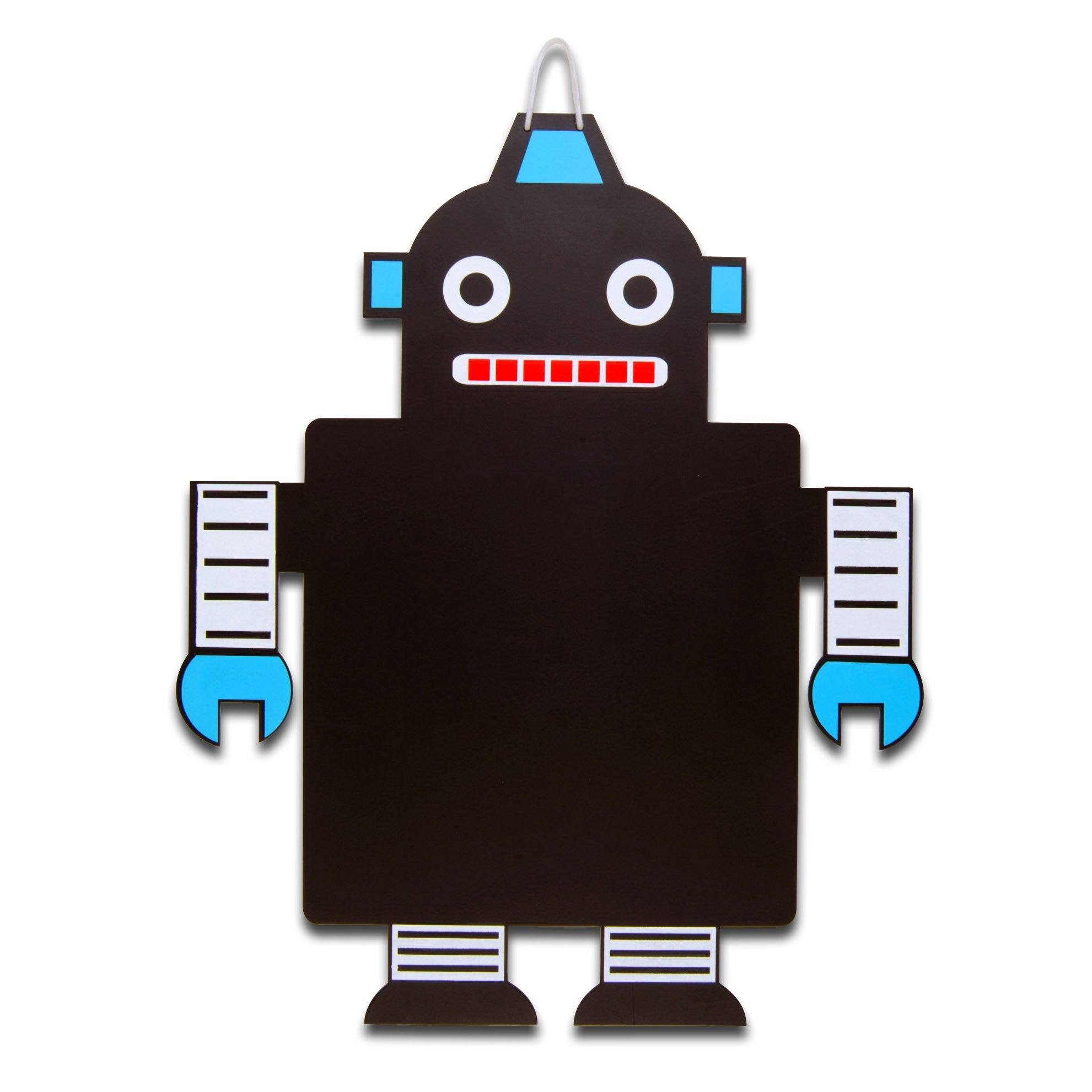 Robot Chalkboard, without packaging