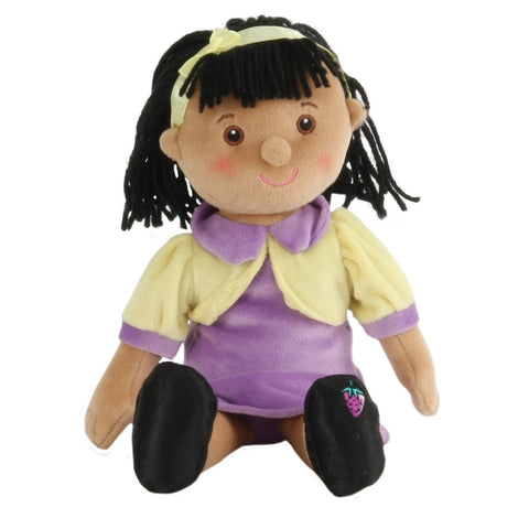 Amy - Wilberry Fun Rag Doll