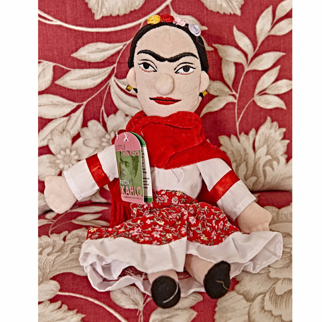 Frida Kahlo - Little Thinker Doll