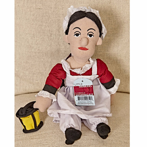 Florence Nightingale - Little Thinker Doll