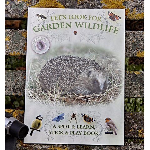 Let's Look For Garden Wildlife: A Natural History Activity Book