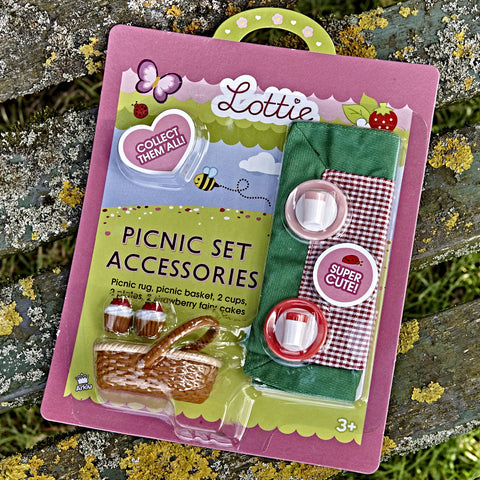 Picnic Set - Lottie Doll Accessory Set