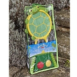 Turtle Racquet & Ball Set