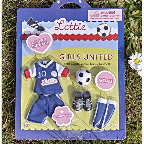 Girls United - Lottie Doll Accessory Set