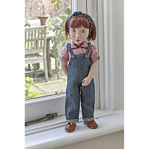 A Girl for All Time - Clementine's Land Girl Accessory Pack on doll