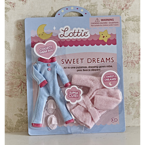 Sweet Dreams - Lottie Doll Accessory set