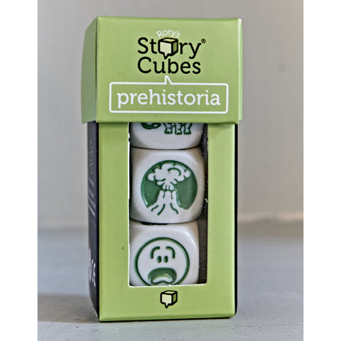 Rory's Story Cubes Mix: Pre-Historia