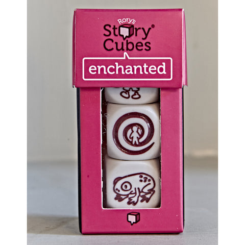 Rory's Story Cubes Mix: Enchanted