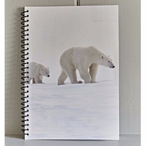 Polar Bear Note Book