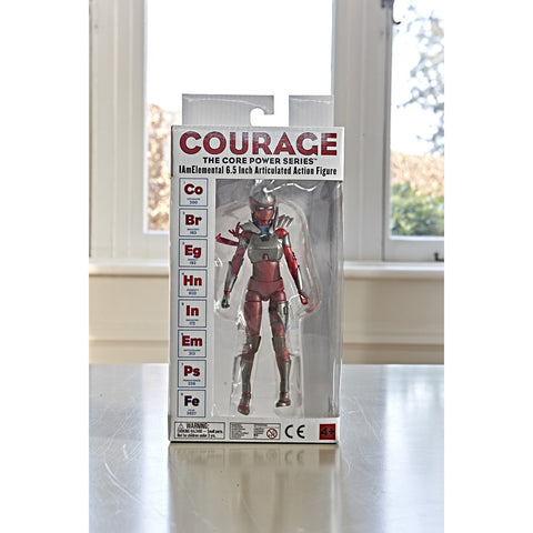Courage Core Power Action Figure - IAmElemental