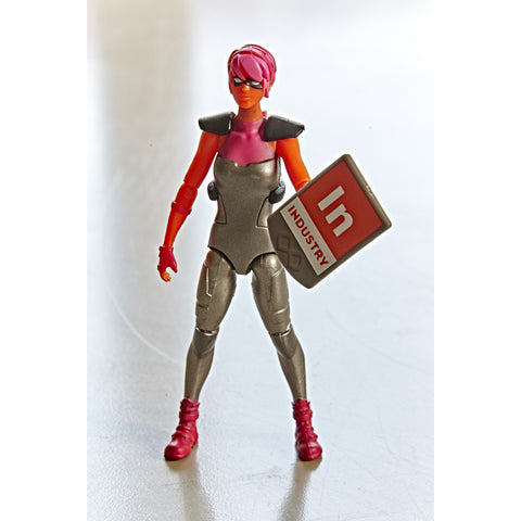 Industry Action Figure - IAmElemental