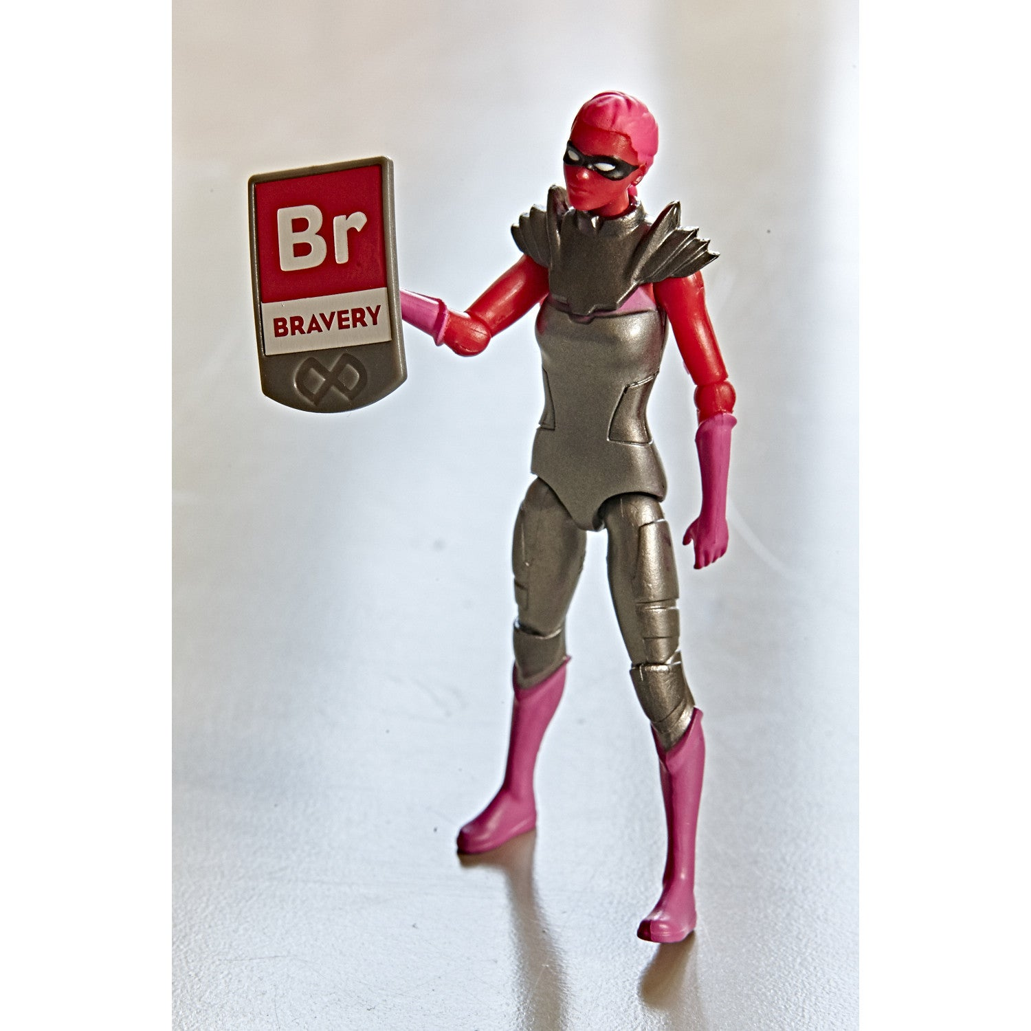 Bravery Action Figure - IAmElemental