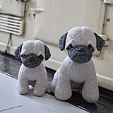 Fabbies Pug - Small and medium