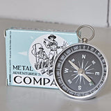 Metal Compass unboxed