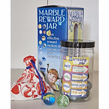 Marble Reward Jar contents displayed