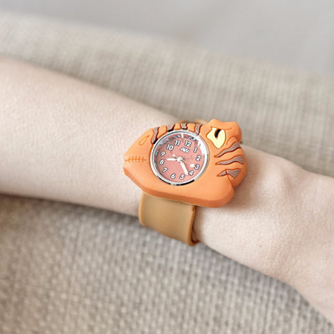 Dinosnap Velociraptor Watch