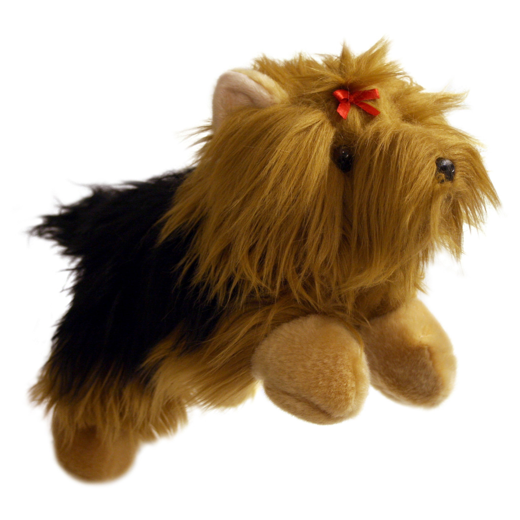 Full-Bodied Animal Puppets: Yorkshire Terrier