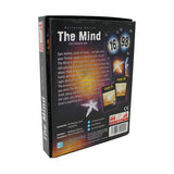 The Mind - A Card Game, back of box