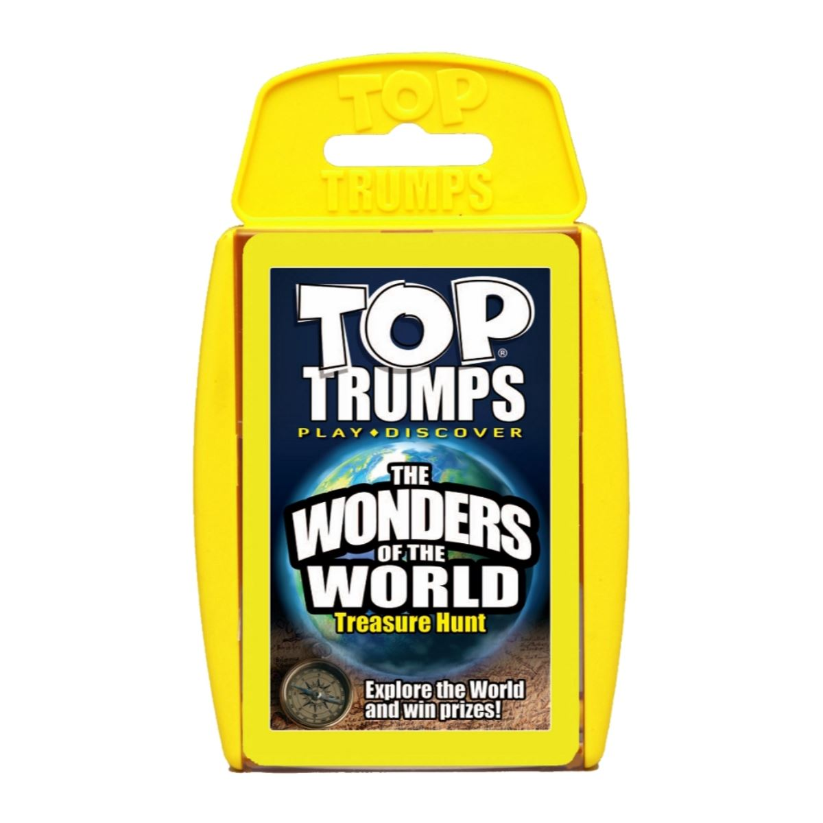 The Wonders Of The World - Top Trumps Game, boxed