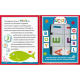 Magnetic Poetry Kids - ABC 123