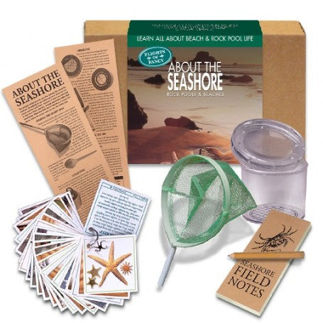About The Seashore Nature Kit (Rockpools & Beaches)