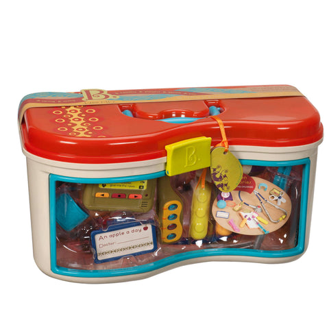 Wee MD Doctor's Play Set, contained
