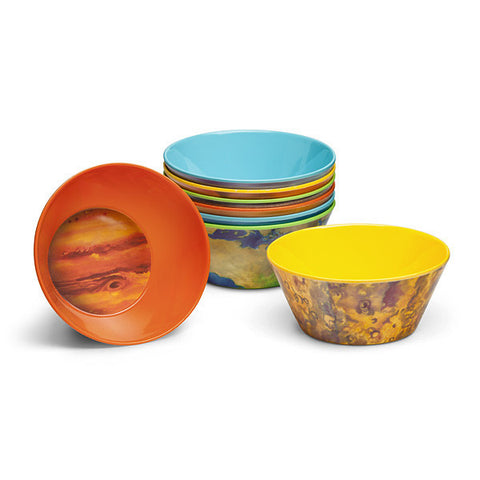 Planet Bowls stacked