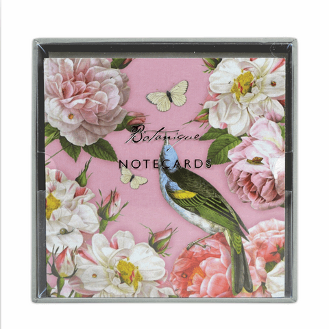 Botanique Notecard Set, boxed